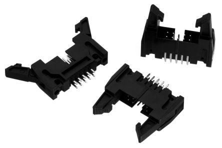 Wurth Elektronik , WR-BHD, 14 Way, 2 Row, Straight PCB Header