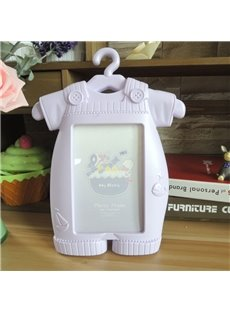 Six-inch Cartoon Frame Clothes Design Baby Photo Frame