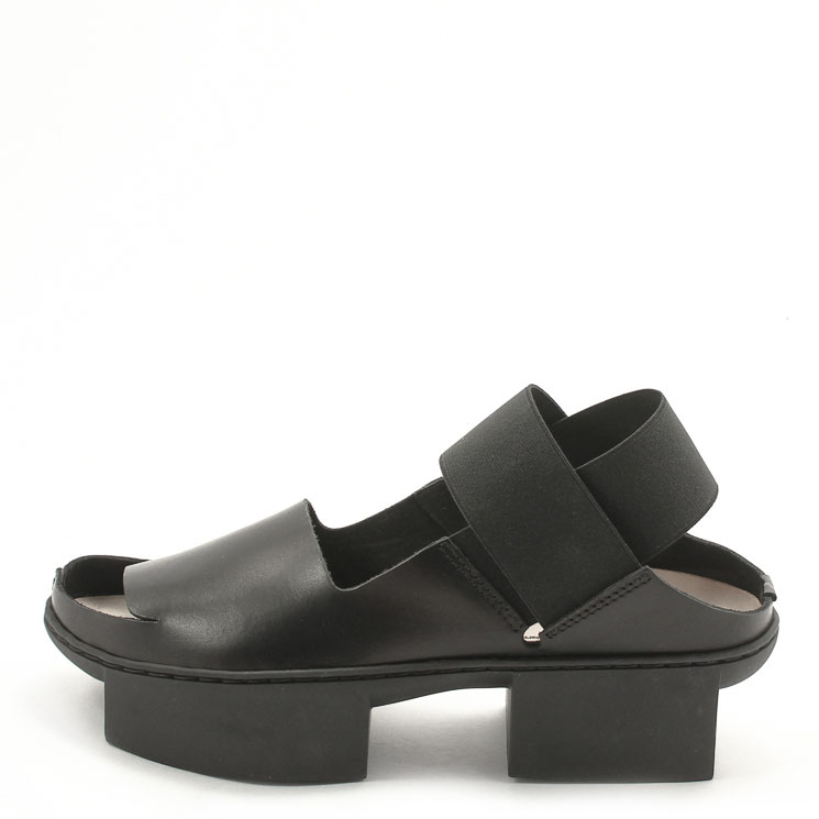 Trippen, Revise f Box Women's Sandals, black Größe 42