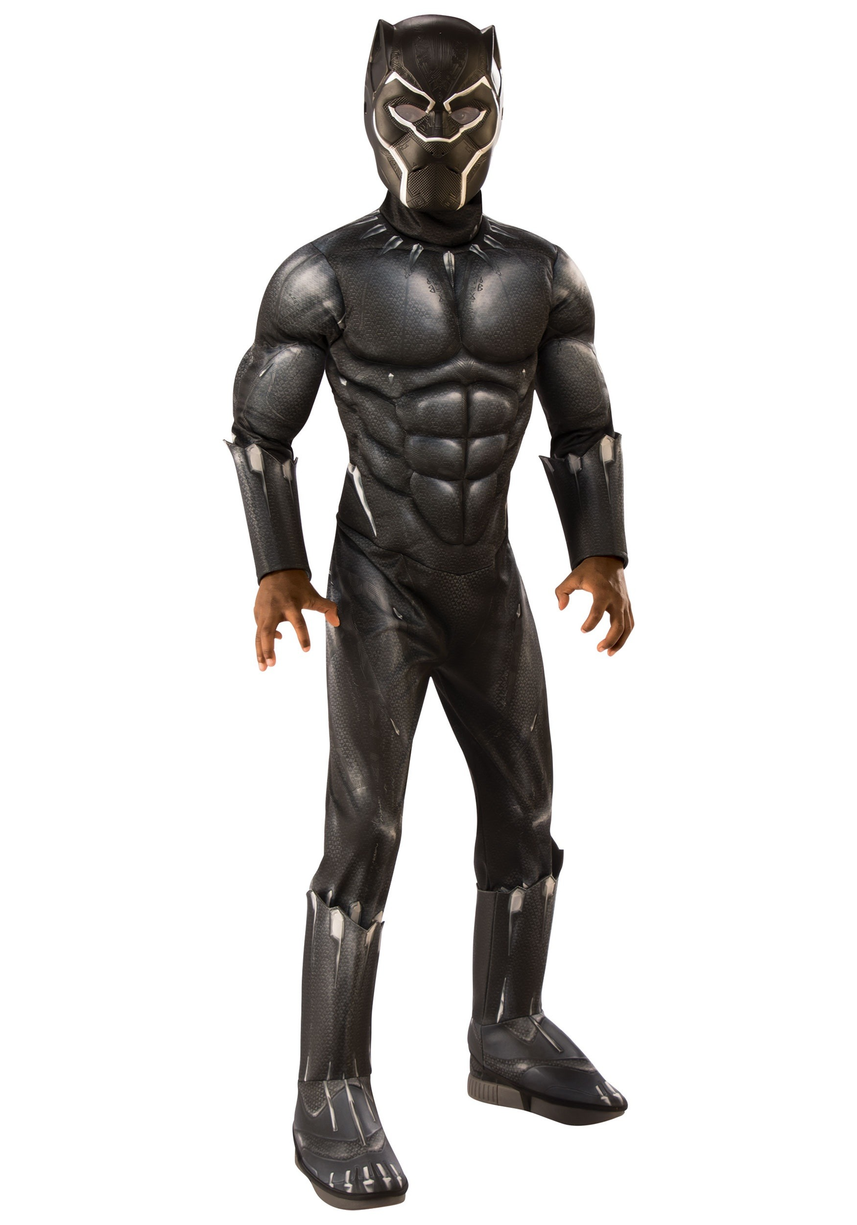 Child Deluxe Black Panther Costume