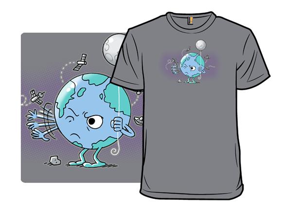 Swattin' Satellites T Shirt
