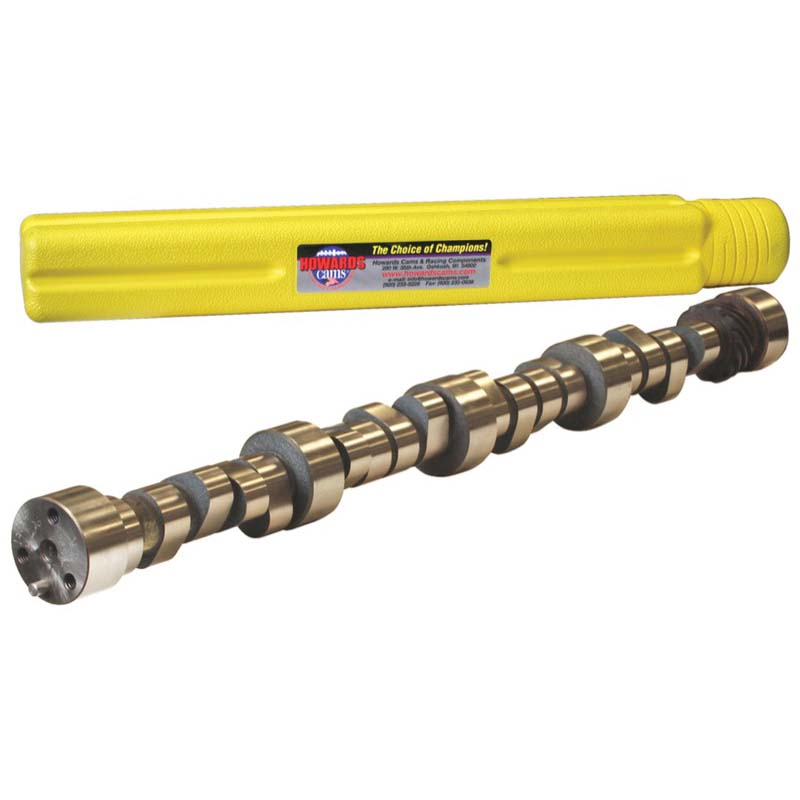 Hydraulic Roller Camshaft; 1965 - 1996 Chevy 396-502 (Mark IV) 3600 to 6900 Howards Cams 120285-12 120285-12