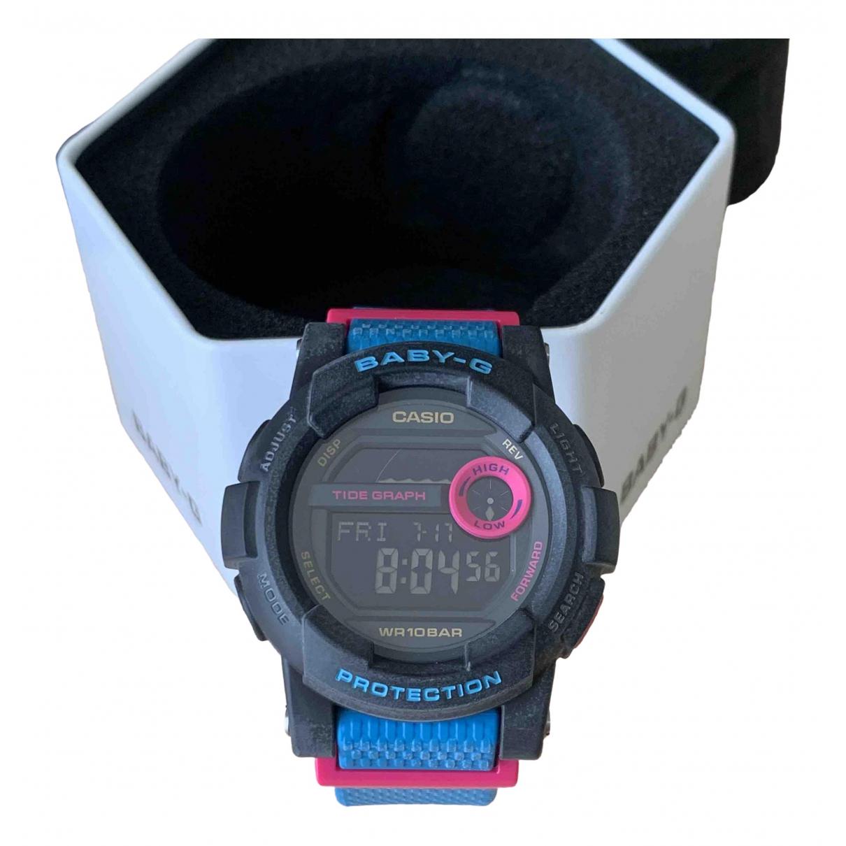 Casio \N Multicolour watch for Women \N