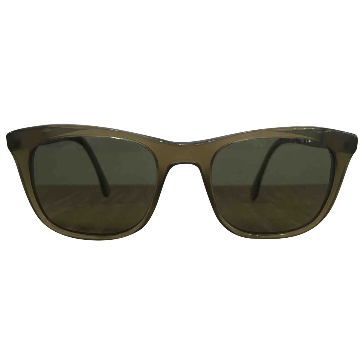 Loro Piana \N Khaki Sunglasses for Men \N