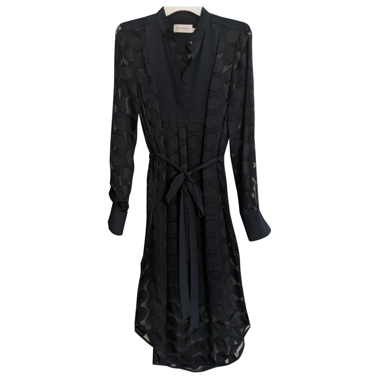 Zimmermann \N Navy dress for Women 000 0-5