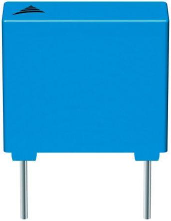 EPCOS 220nF Polypropylene Capacitor PP 300V ac ±20% Tolerance Through Hole B32023 Series (5)