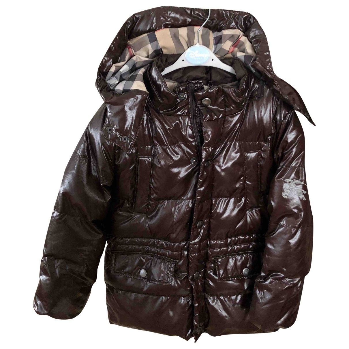 Burberry \N Brown jacket & coat for Kids 5 years - up to 108cm FR