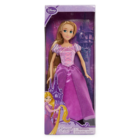 Disney Collection Rapunzel Classic Doll, One Size , Multiple Colors