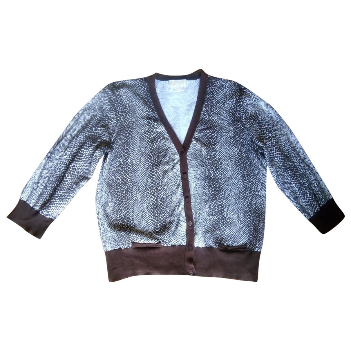 Michael Kors \N Brown Cotton Knitwear for Women XL International