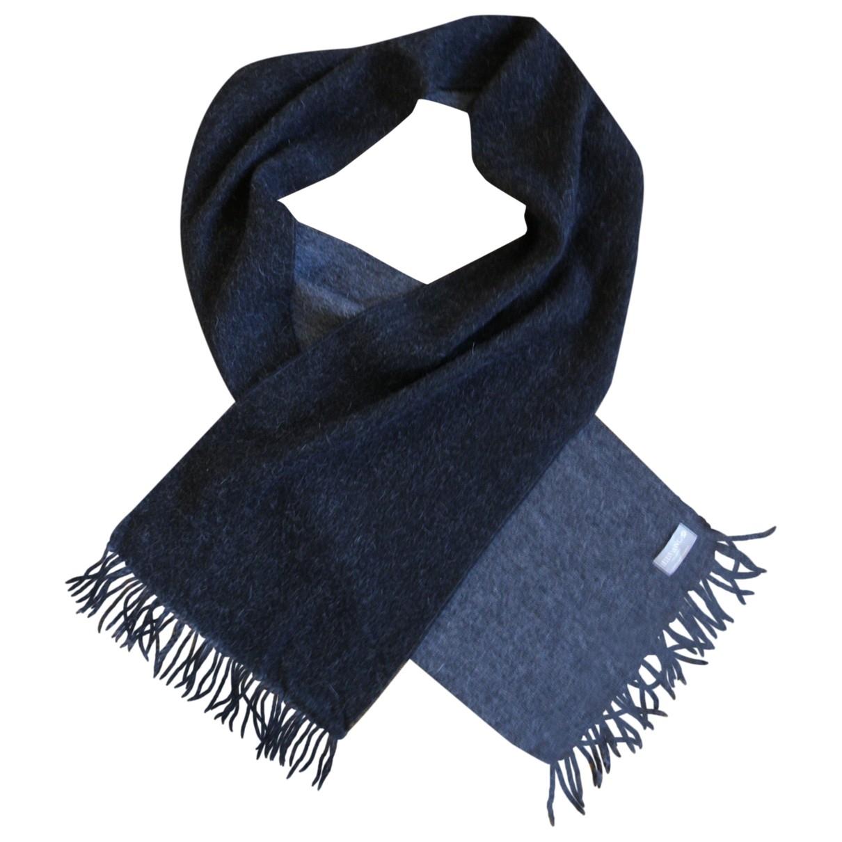 Elvang Denmark Alpaca \N Grey Wool scarf for Women \N