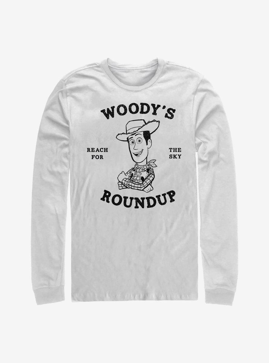 Disney Pixar Toy Story 4 Woody's Roundup Long-Sleeve T-Shirt