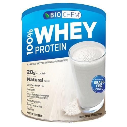 Ultimate Lo Carb Whey Powder Natural Flavor 24.6 oz by Biochem