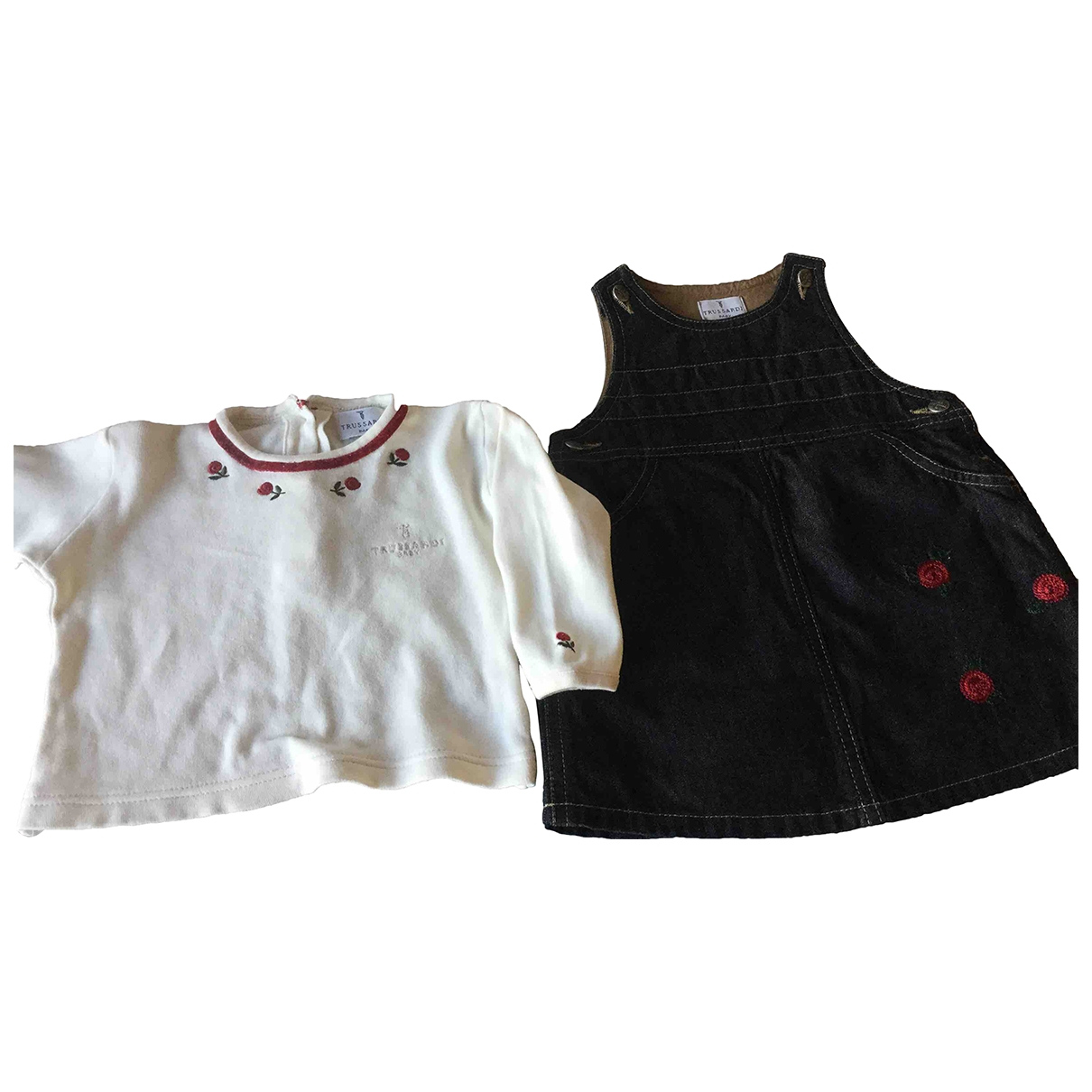 Trussardi \N Multicolour Cotton Outfits for Kids 6 months - up to 67cm FR