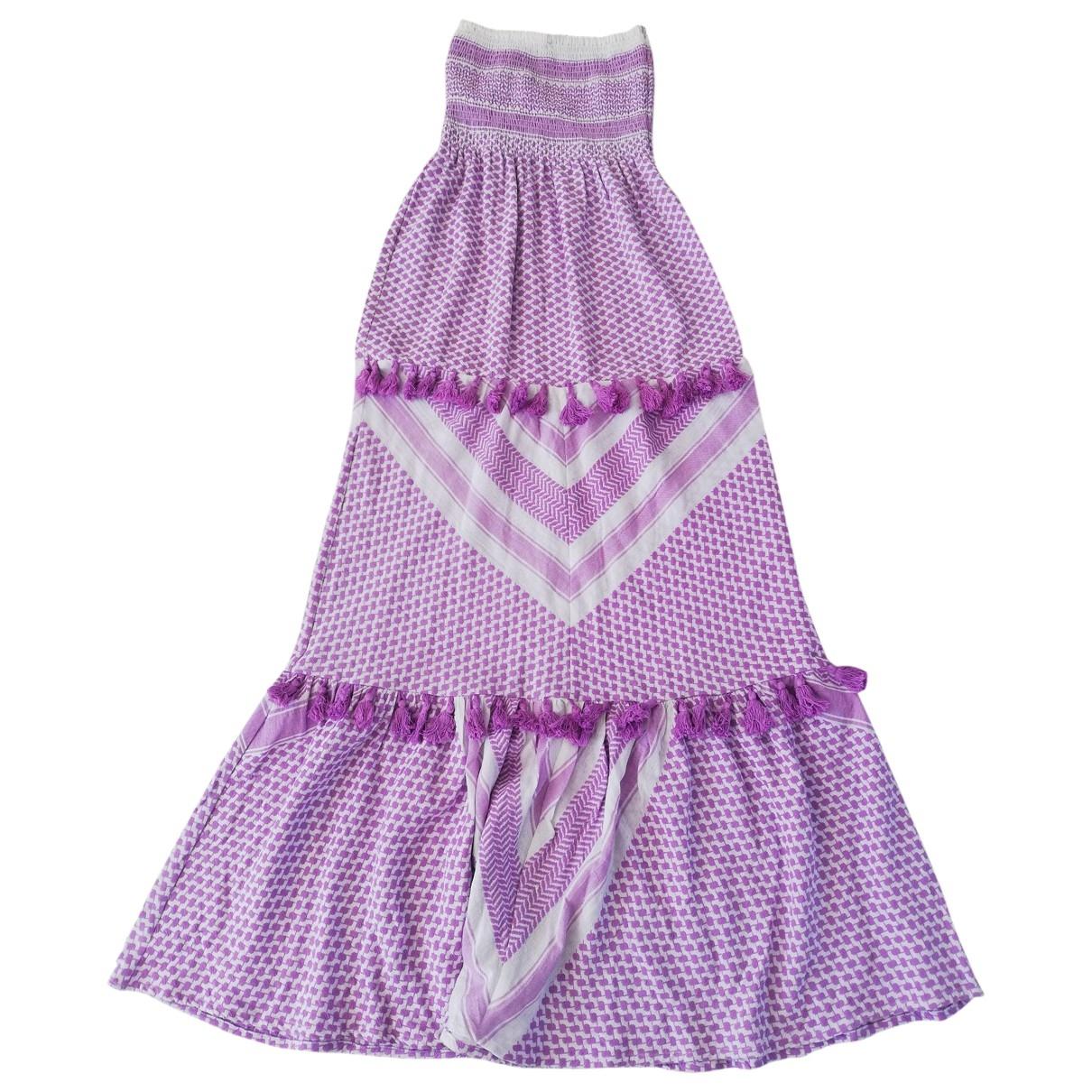 Cecilie Copenhagen \N Purple Cotton dress for Women S International
