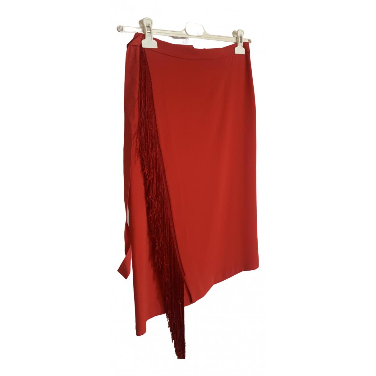 Merci \N Red skirt for Women 40 IT