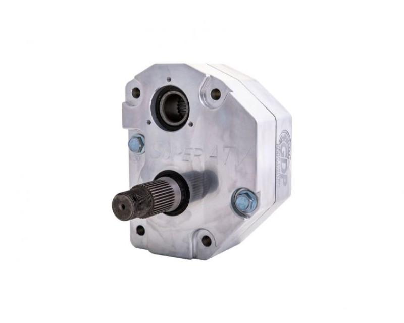 SuperATV PGH-1-16-301-B 4 Inch Gen 3 Billet Portal Gear Lift 30% Reduction Polaris RZR XP 900 11-14