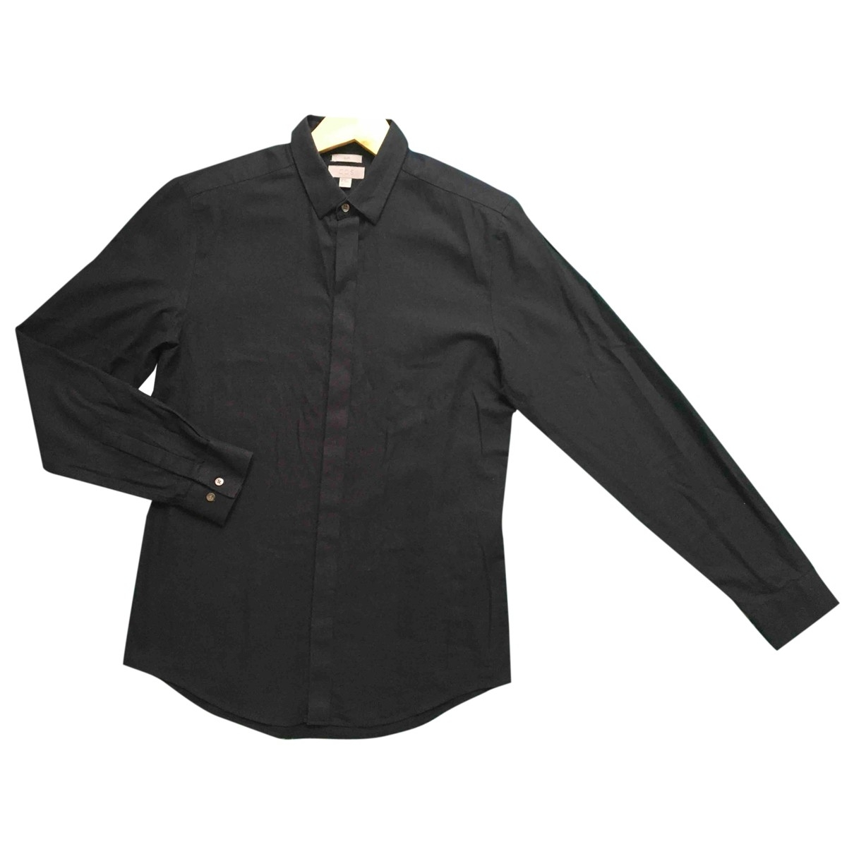 Cos \N Navy Cotton Shirts for Men S International