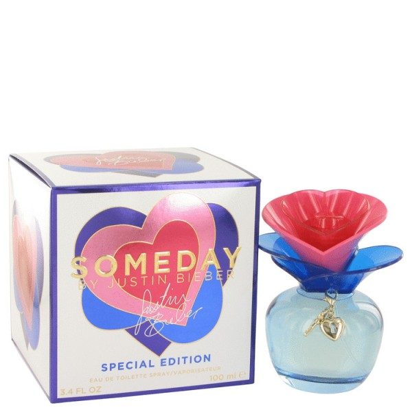 Justin Bieber - Someday : Eau de Toilette Spray 3.4 Oz / 100 ml