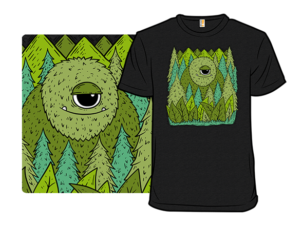 In The Woods T Shirt