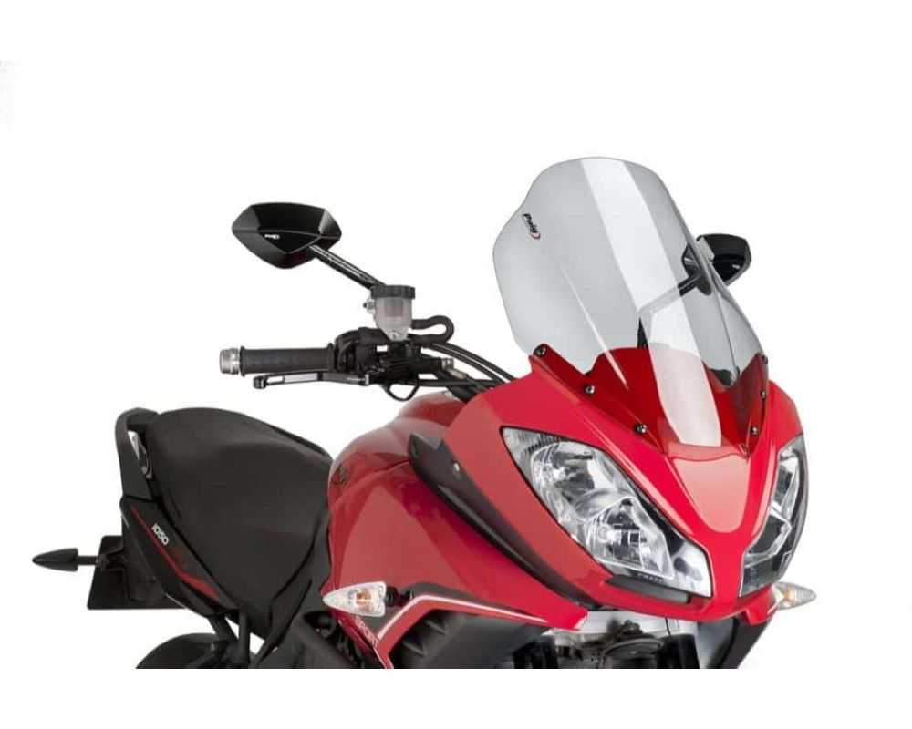 Puig 4359W Touring Windscreen - Clear Triumph Tiger 1050 2007