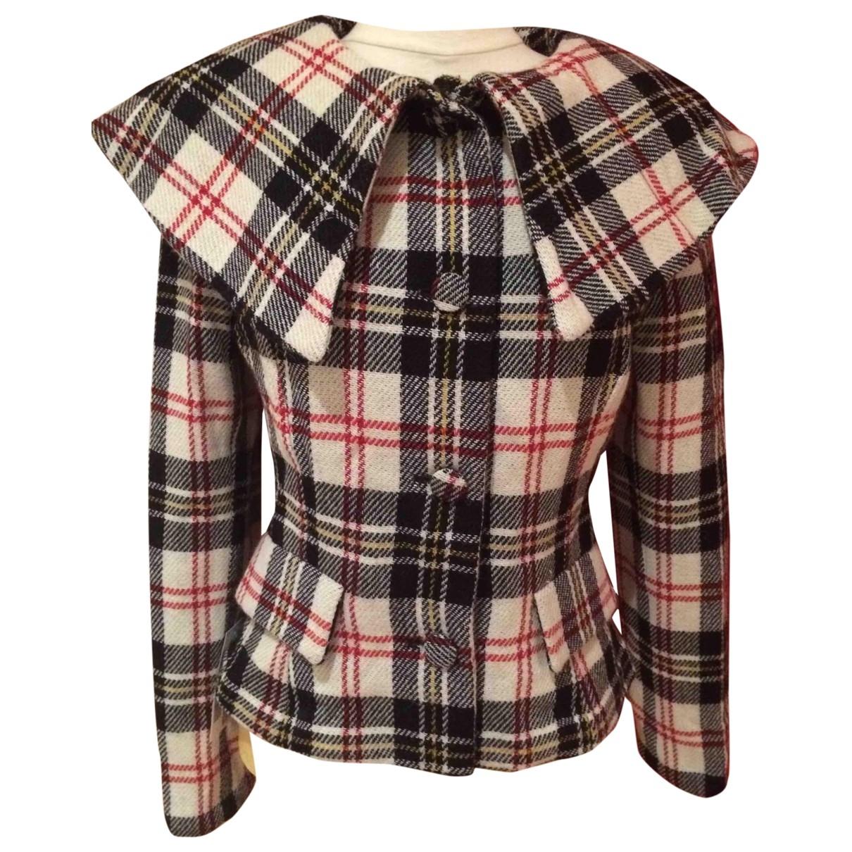 Irié \N Multicolour Wool jacket for Women 36 FR