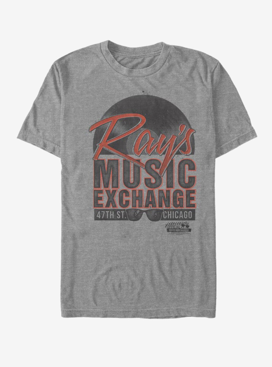 Blues Brothers Rays Music T-Shirt