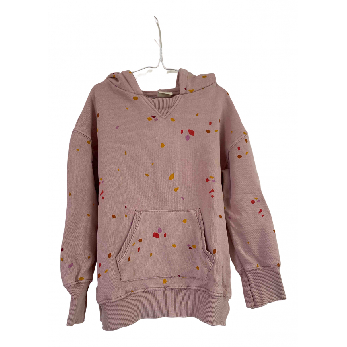 Zara \N Pink Cotton Knitwear for Kids 8 years - up to 128cm FR