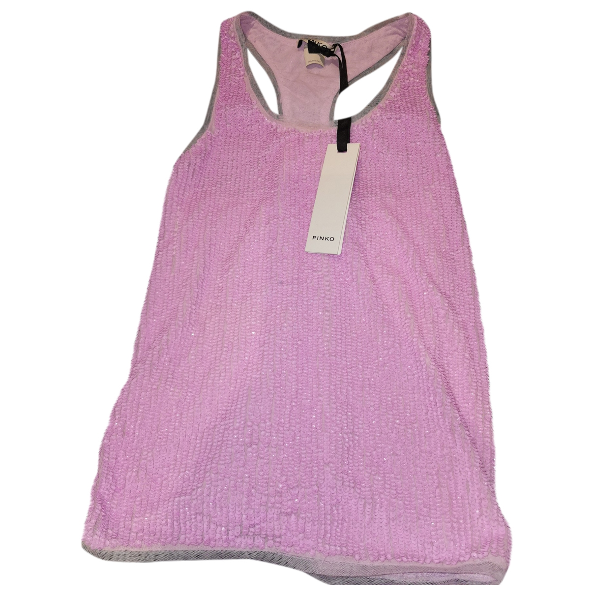 Pinko \N Pink Glitter  top for Women S International