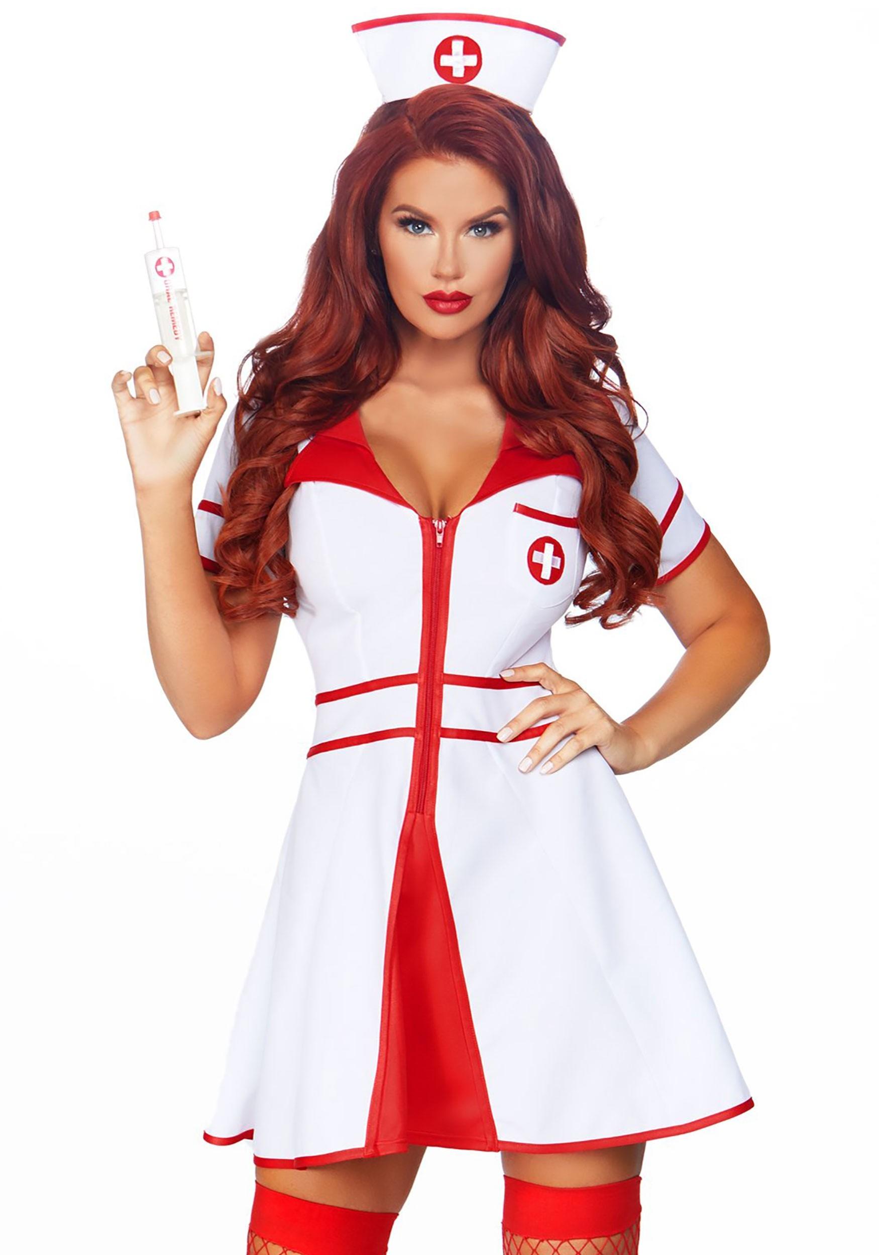 Hospital Honey Women's Costume