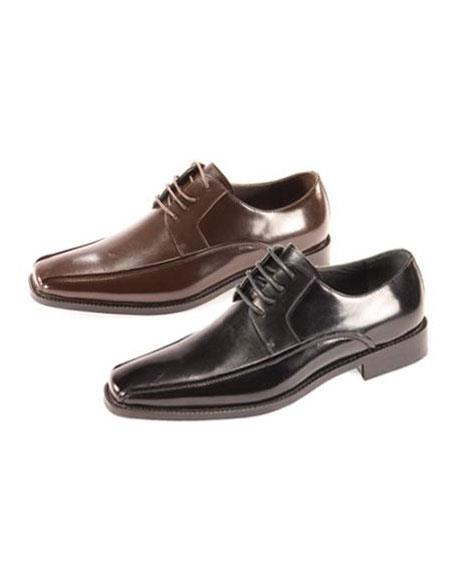 Mens Oxford Shoes Available in Black and Brown