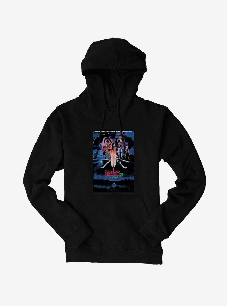 A Nightmare On Elm Street Three Hoodie