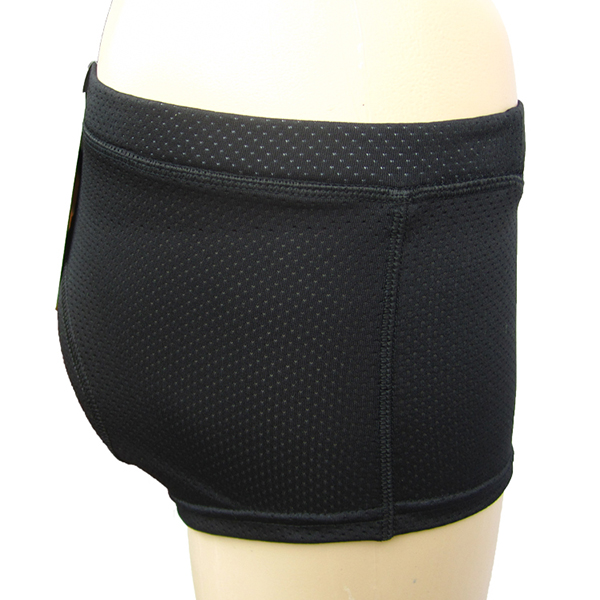 Women's Bright Color Outdoor Shorts Padded Compression Bike Tights