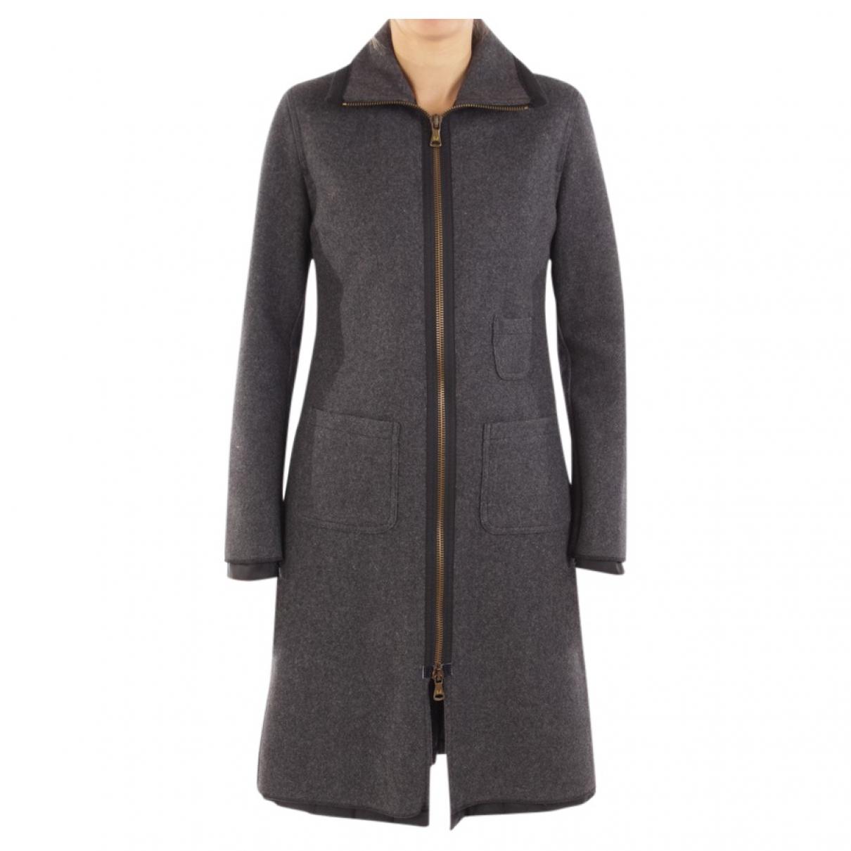 Liu.jo \N Brown Wool jacket for Women 36 FR