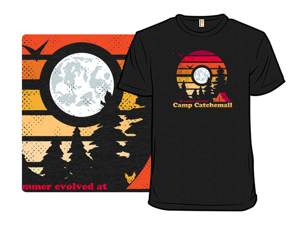 Camp Catchemall T Shirt