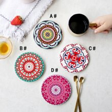 1pc Mixed Pattern Placemat