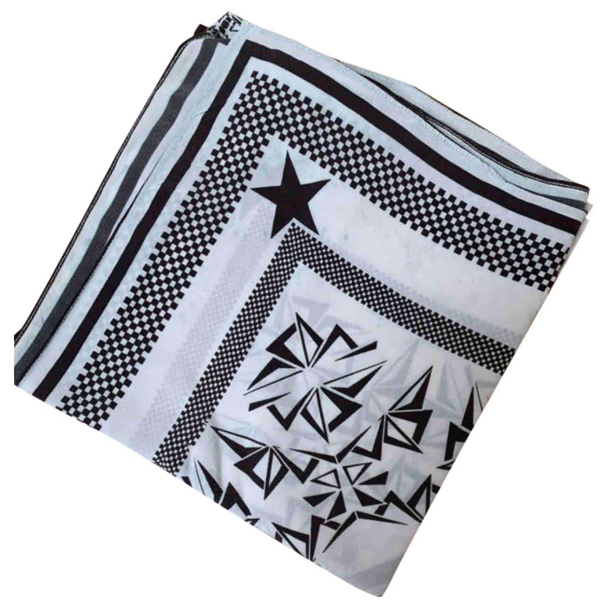 Sandro \N Beige Silk Silk handkerchief for Women \N
