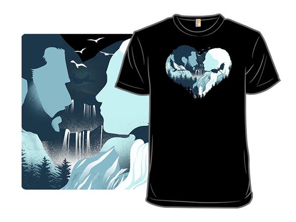 Winterfell Heart T Shirt