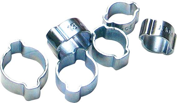 Motion Pro 12-0026 Steel 7/16 O-Clips 10/Pk 12-0026