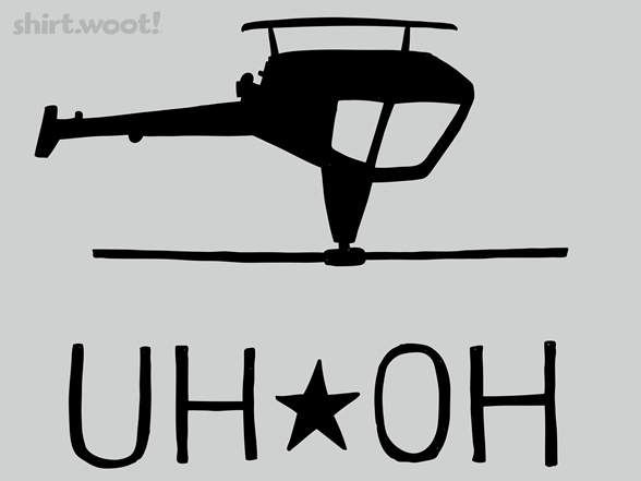 Uh-oh T Shirt