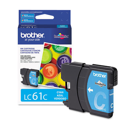 Brother MFC-5890CN originale cyan cartouche d'encre