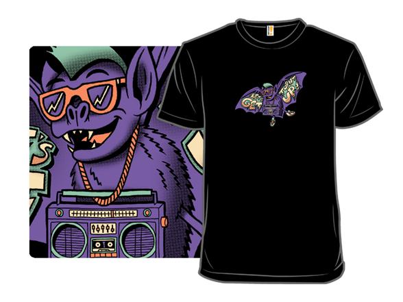 Party Bat T Shirt