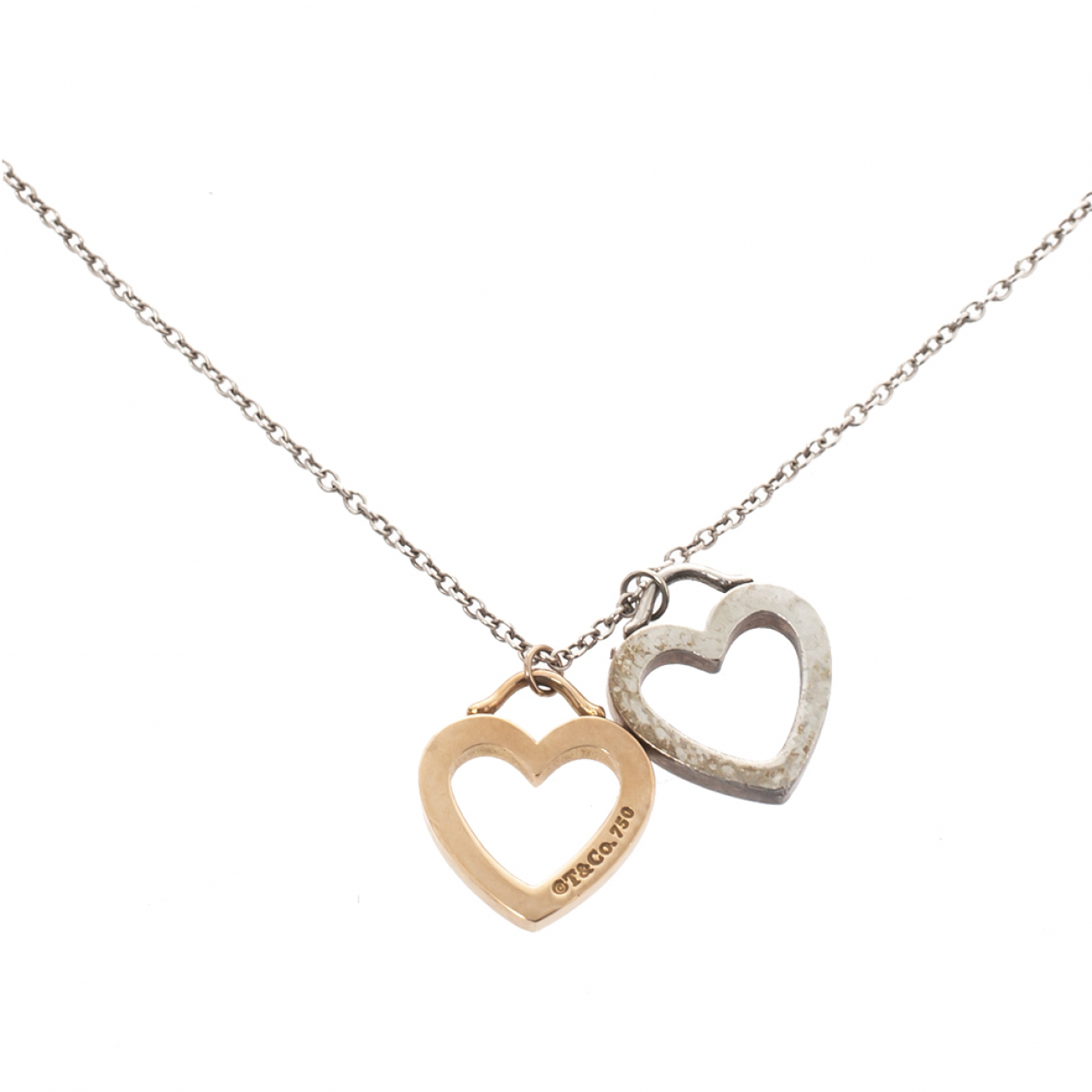 Tiffany & Co \N Silver necklace for Women \N