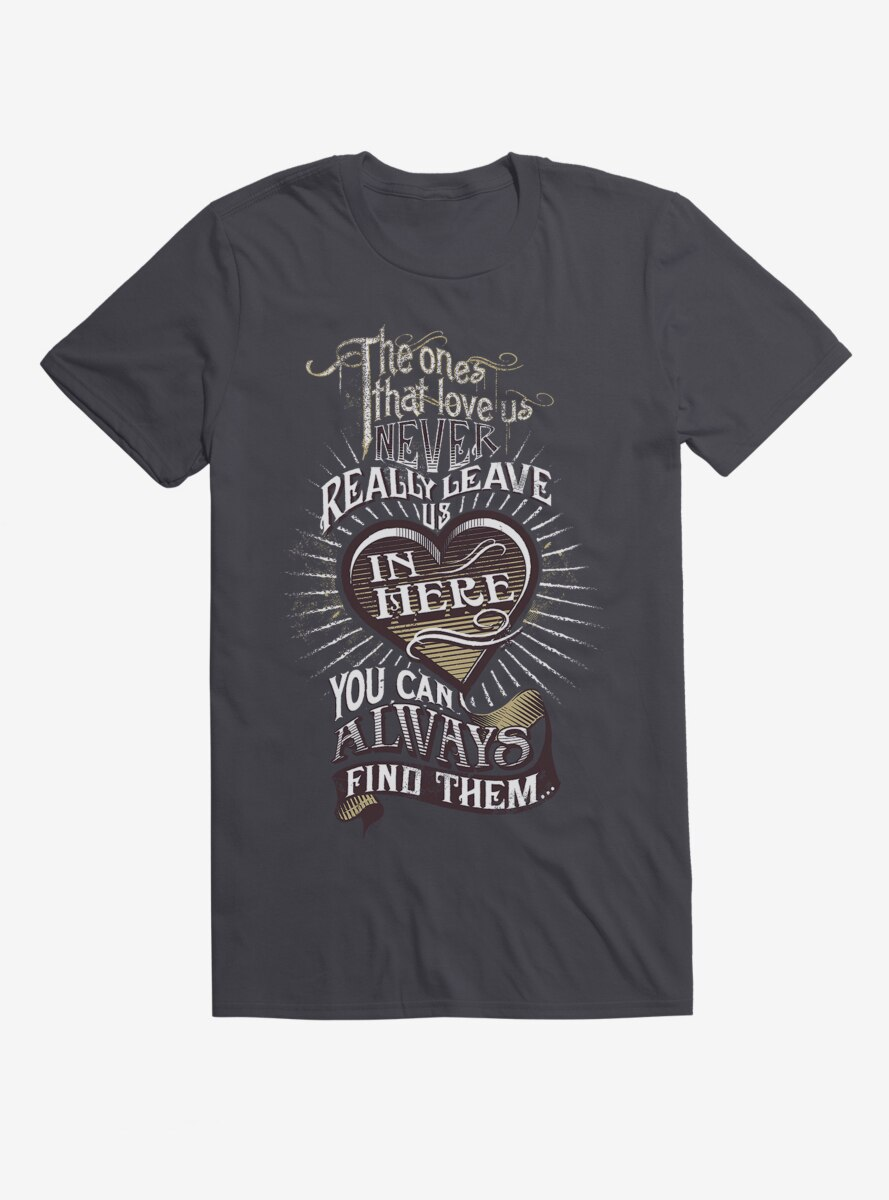 Harry Potter The Ones That Love Us T-Shirt