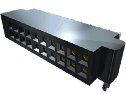 Samtec , SFMH, 20 Way, 2 Row PCB Header (35)