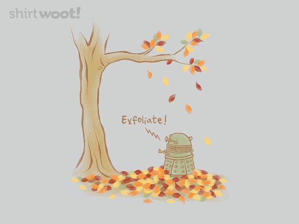 Exfoliate T Shirt