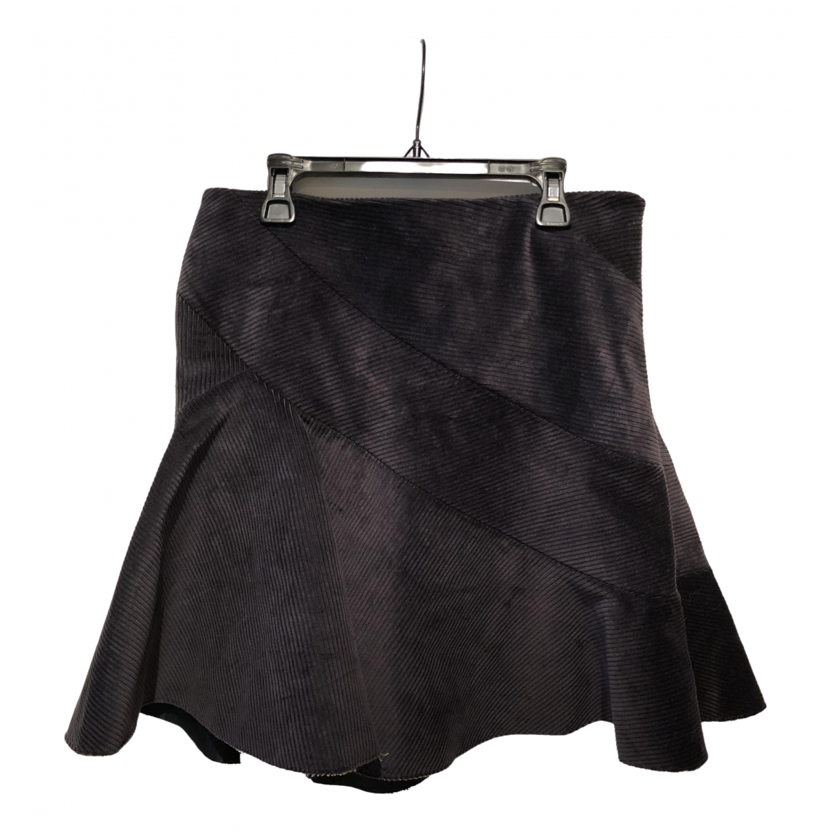 J.w. Anderson \N Grey Cotton skirt for Women 10 UK