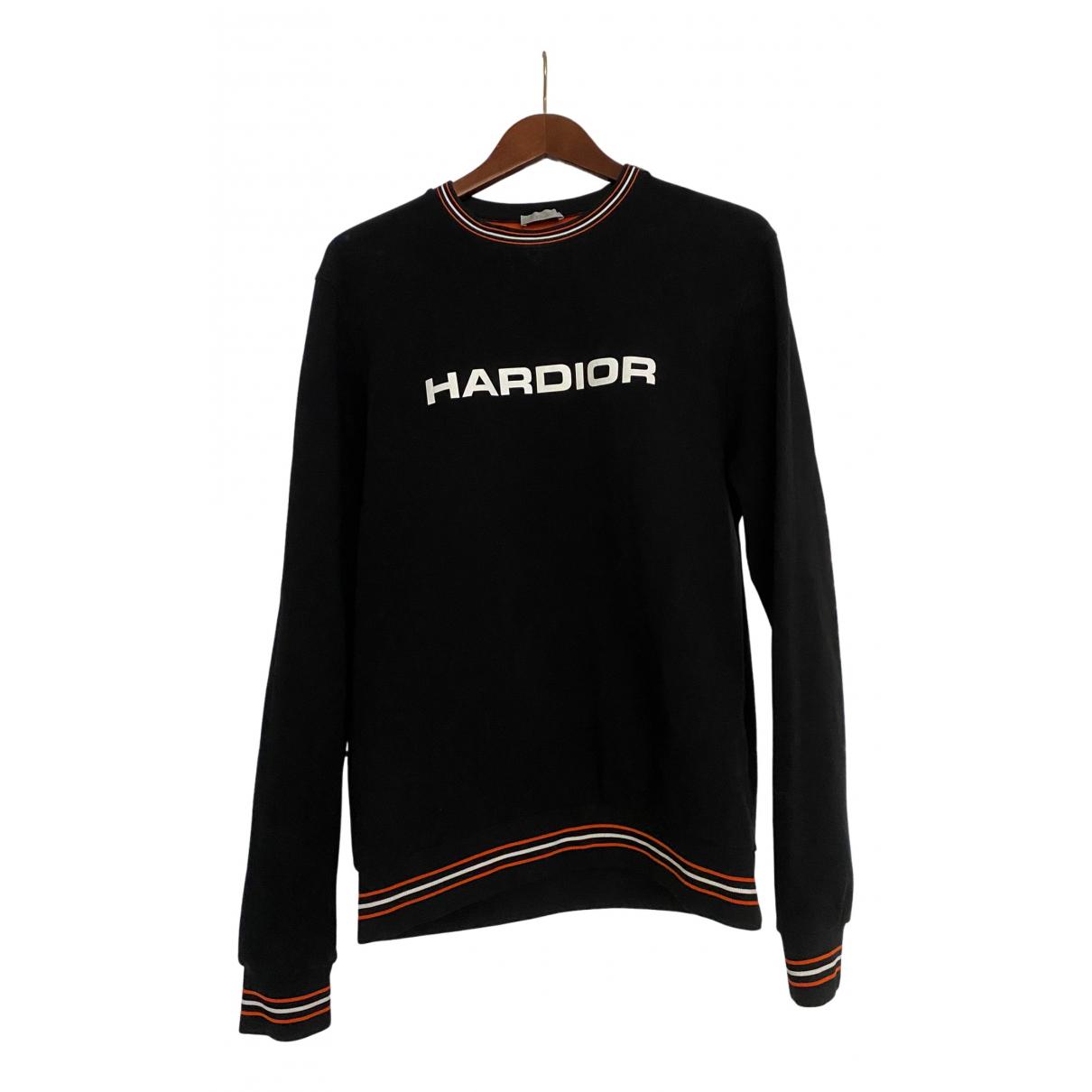 Dior Homme \N Black Cotton Knitwear & Sweatshirts for Men L International