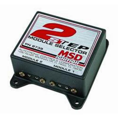 MSD RPM Controls Two Step Module Selector - 8739