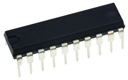 Texas Instruments SN74LV8154NE4 Dual 16-stage Binary Counter, Up Counter, , Uni-Directional, 20-Pin PDIP (5)