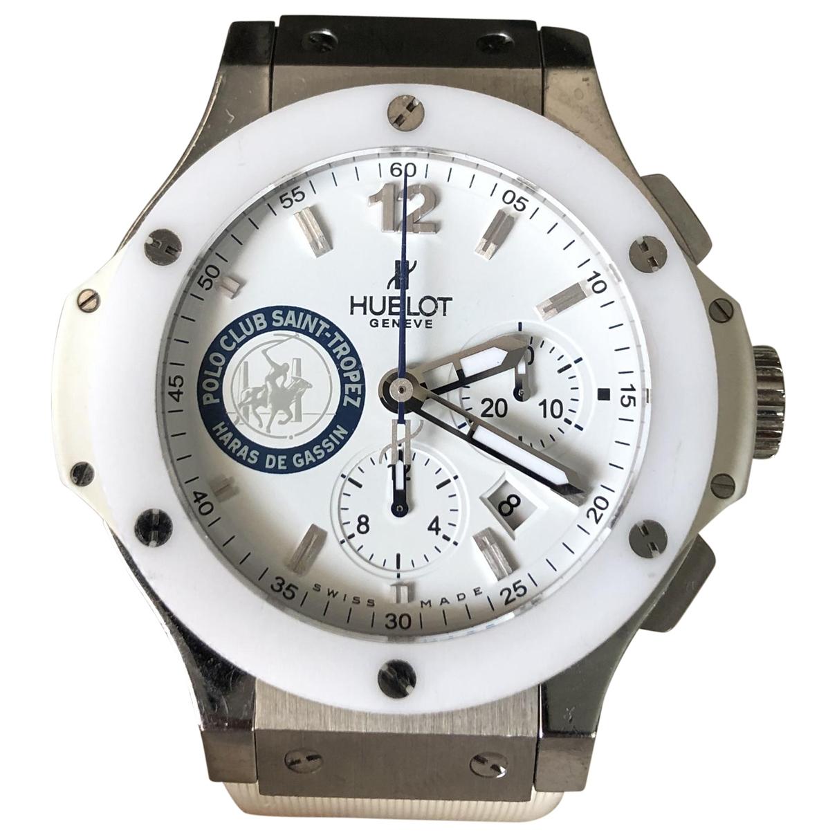 Hublot Big Bang  White Steel watch for Men \N